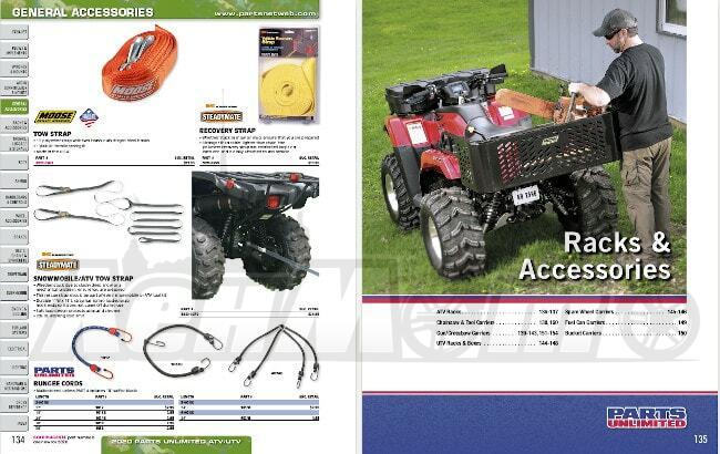 Неоригинальные запчасти, аксессуары и тюнинг для квадроциклов и мотовездеходов