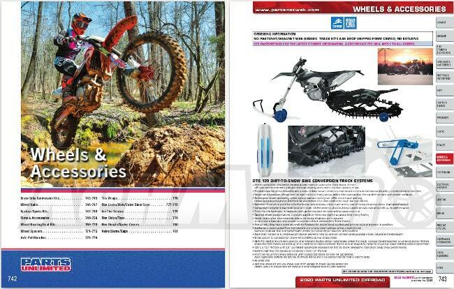 Неоригинальные запчасти, аксессуары и тюнинг для кроссовых и внедорожных мотоциклов