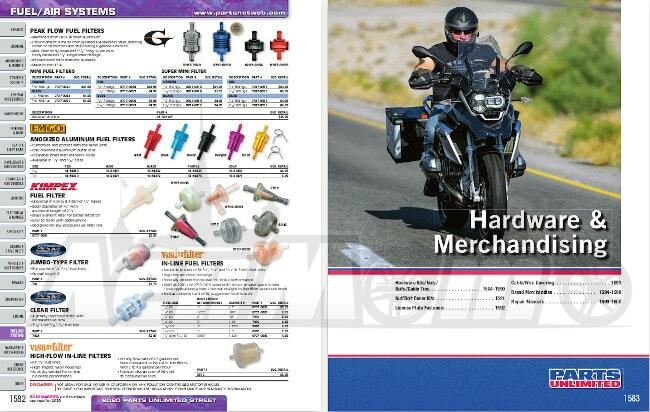 Неоригинальные запчасти, аксессуары и тюнинг для мотоциклов
