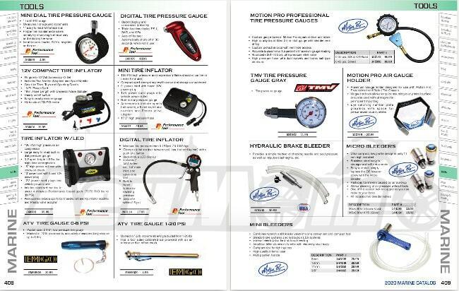 Неоригинальные запчасти и аксессуары для гидроциклов и катеров