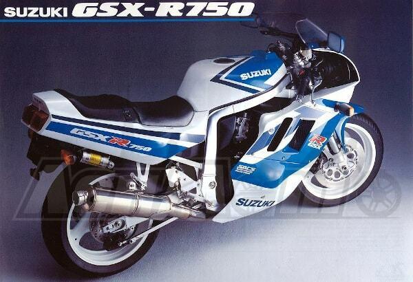 Каталог запчастей (Parts catalog) для Мотоцикла (Motorcycle) Suzuki GSX-R750M (E28) 1991 скачать pdf