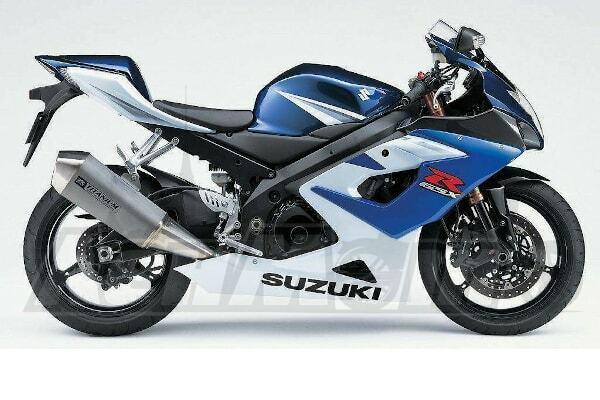 Руководство по ремонту (Service manual) для Мотоцикла (Motorcycle) Suzuki GSX-R1000 2005-2006 скачать pdf