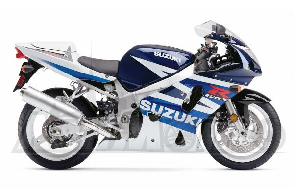 Руководство по ремонту (Service manual) для Мотоцикла (Motorcycle) Suzuki GSX-R600 2001-2003 скачать pdf