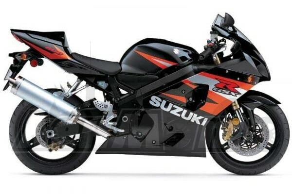 Руководство по ремонту (Service manual) для Мотоцикла (Motorcycle) Suzuki GSX-R750 2004-2005 скачать pdf
