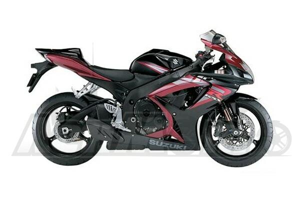Руководство по ремонту (Service manual) для Мотоцикла (Motorcycle) Suzuki GSX-R750 2006-2007 скачать pdf