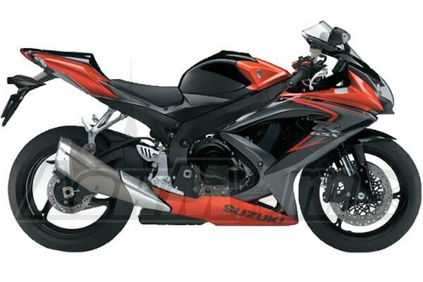 Руководство по ремонту (Service manual) для Мотоцикла (Motorcycle) Suzuki GSX-R750 2008-2009 скачать pdf