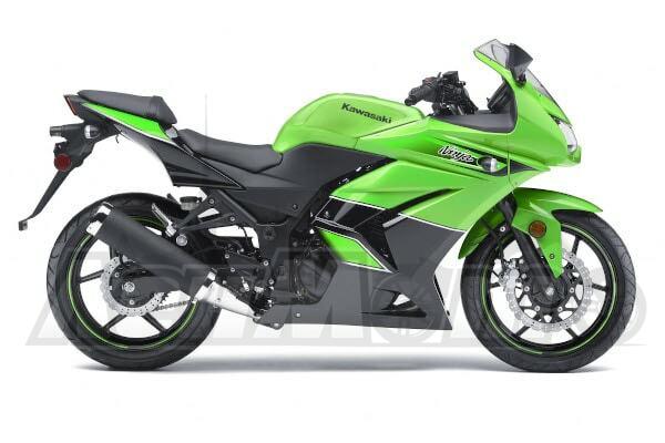 Руководство по ремонту (Service manual) для Мотоцикла (Motorcycle) Kawasaki Ninja 250R 2008-2012 скачать pdf