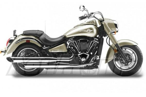 Руководство по ремонту (Service manual) для Мотоцикла (Motorcycle) Kawasaki Vulcan VN2000 2004 скачать pdf
