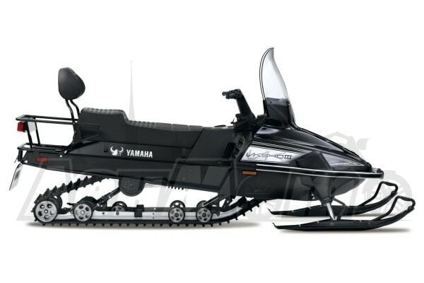 Каталог запчастей (Parts catalog) для Снегохода (Snowmobile) Yamaha Viking VK 540 III 2006-2012 скачать pdf