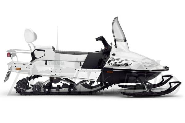 Руководство по эксплуатации (Owners manual) для Снегохода (Snowmobile) Yamaha Viking VK 540 IV 2012-2015 скачать pdf