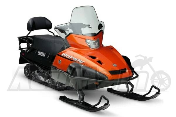 Каталог запчастей (Parts catalog) для Снегохода (Snowmobile) Yamaha Viking VK 540 V 2017-2018 скачать pdf