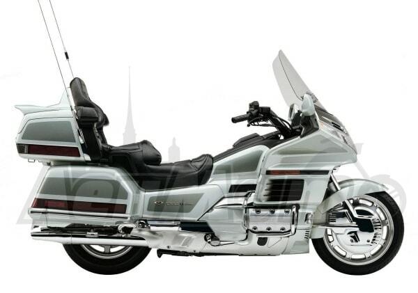 Руководство по ремонту (Service manual) для Мотоцикла (Motorcycle) Honda GL1500 GOLDWING 1994 скачать pdf