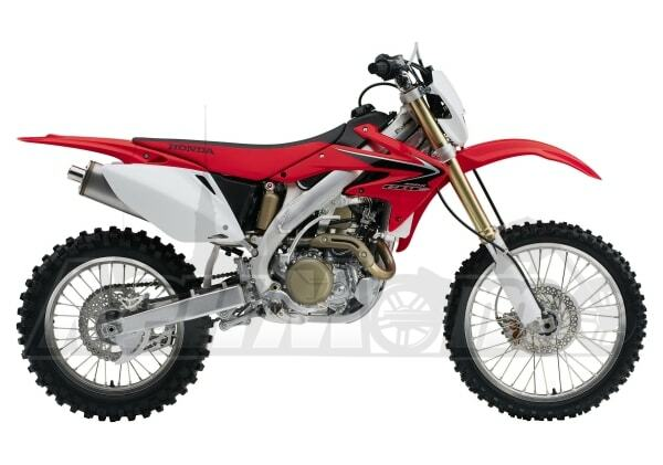 Руководство по ремонту (Service manual) для Мотоцикла (Motorcycle) Honda CRF450X 2005-2012 скачать pdf