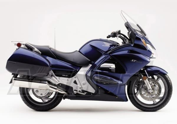 Руководство по эксплуатации (Owners manual) для Мотоцикла (Motorcycle) Honda ST1300/A Pan-European 2002-2005 скачать pdf