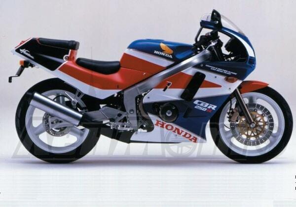 Руководство по ремонту (Service manual) для Мотоцикла (Motorcycle) Honda CBR 250 R/RR 1986-1989 скачать pdf