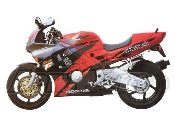 Руководство по ремонту (Service manual) для Мотоцикла (Motorcycle) Honda CBR 600 F3 1995-1996 скачать pdf