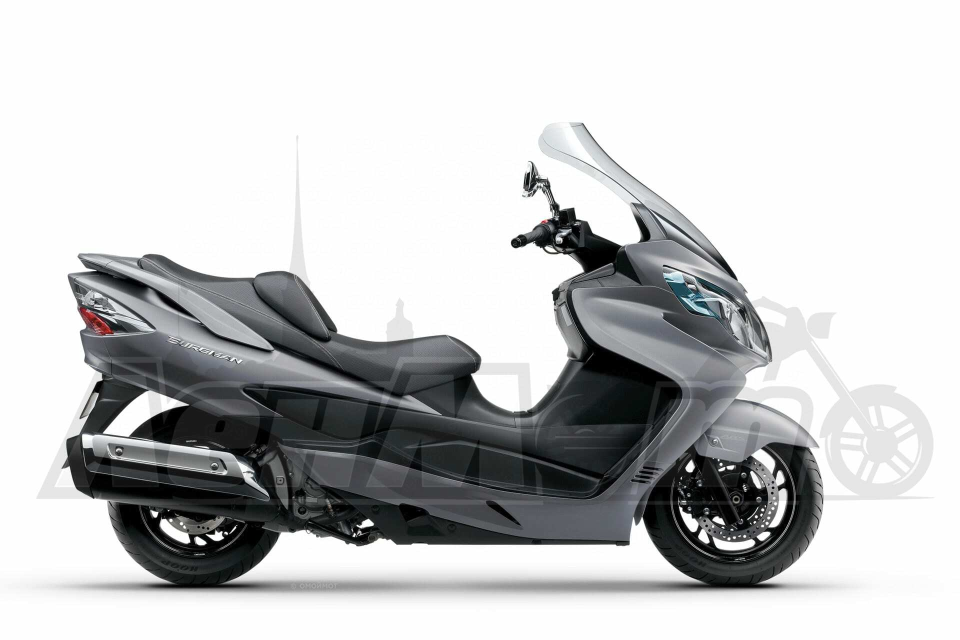 Руководство по ремонту (Service manual) для Скутера (Scooter) Suzuki AN 400 Burgman 2003 скачать pdf