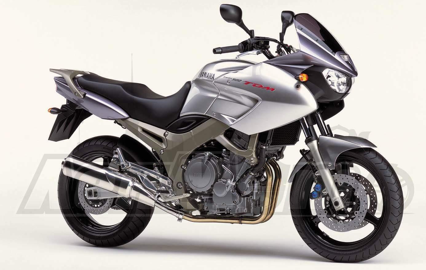 Руководство по эксплуатации (Owners manual) для Мотоцикла (Motorcycle) Yamaha TDM 900 2002-2007 скачать pdf