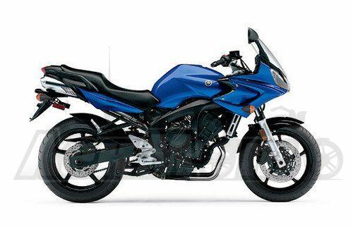 Руководство по ремонту (Service manual) для Мотоцикла (Motorcycle) Yamaha FZ6-SS 2004 скачать pdf
