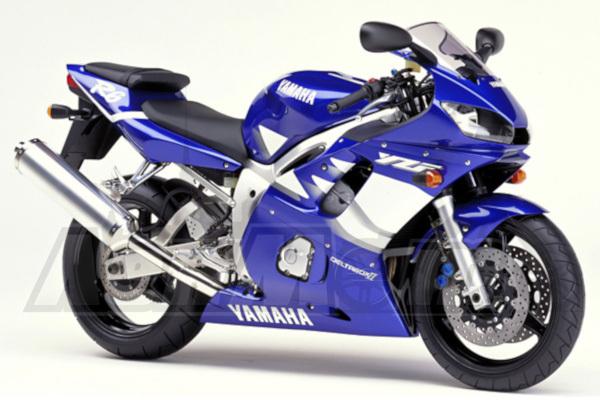 Руководство по ремонту (Service manual) для Мотоцикла (Motorcycle) Yamaha YZF-R6 1998-2000 скачать pdf