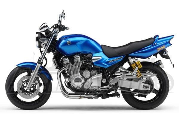 Руководство по ремонту (Service manual) для Мотоцикла (Motorcycle) Yamaha XJR 1300 2007 скачать pdf