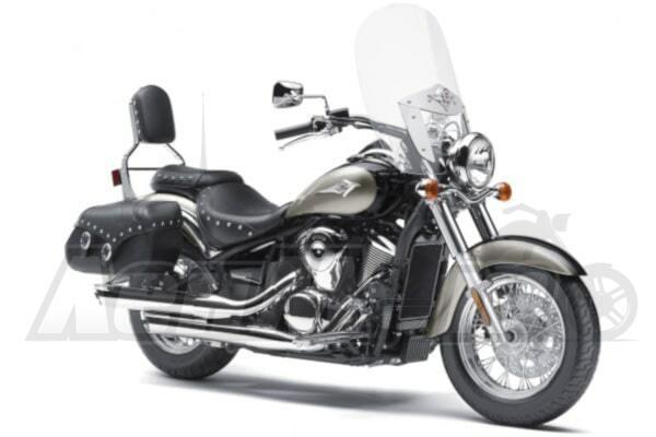 Руководство по ремонту (Service manual) для Мотоцикла (Motorcycle) Kawasaki Vulcan VN900 Classic 2006 скачать pdf