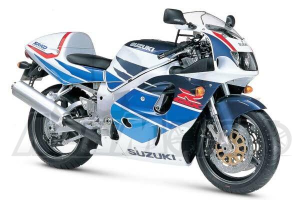Руководство по ремонту (Service manual) для Мотоцикла (Motorcycle) Suzuki GSX-R750 1995-1999 скачать pdf