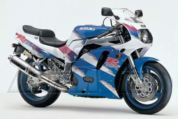 Руководство по ремонту (Service manual) для Мотоцикла (Motorcycle) Suzuki GSX-R750 1992-1995 скачать pdf