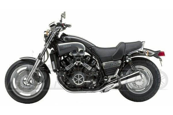 Руководство по ремонту (Service manual) для Мотоцикла (Motorcycle) Yamaha VMX 1200 V-MAX 1993-2007 скачать pdf