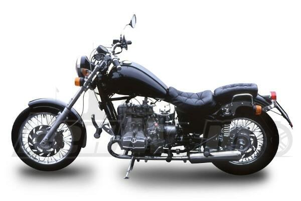 Руководство по эксплуатации (Owners manual) для Мотоцикла (Motorcycle) Урал Волк 2005-2006 скачать pdf