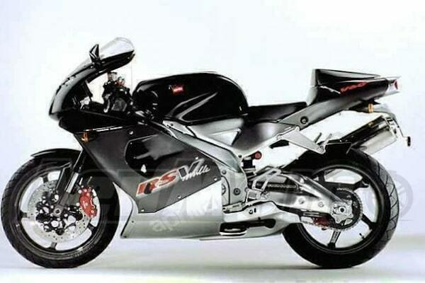 Руководство по ремонту (Service manual) для Мотоцикла (Motorcycle) Aprilia RSV Mille 1000 1998-2003 скачать pdf
