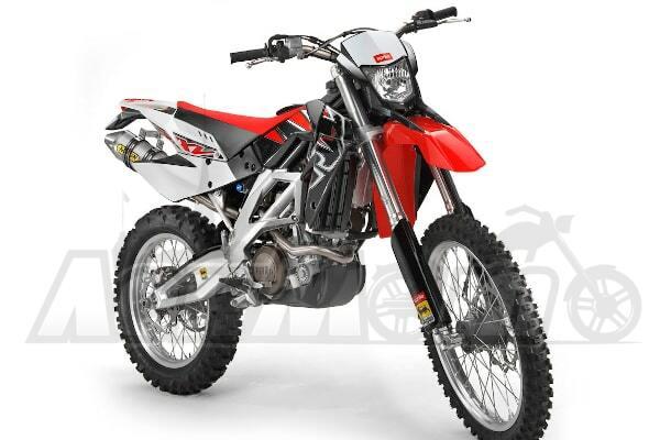 Руководство по эксплуатации (Owners manual) для Мотоцикла (Motorcycle) Aprilia SXV / RXV 450 - 550 2006-2008 скачать pdf
