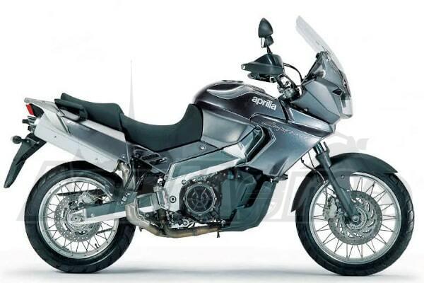 Руководство по эксплуатации (Owners manual) для Мотоцикла (Motorcycle) Aprilia ETV 1000 Caponord 2001-2013 скачать pdf