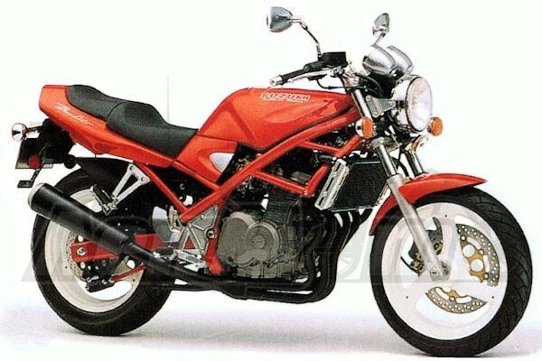 Руководство по ремонту (Service manual) для Мотоцикла (Motorcycle) Suzuki GSF400 Bandit 1991-1997 скачать pdf