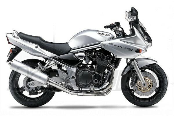 Руководство по ремонту (Service manual) для Мотоцикла (Motorcycle) Suzuki GSF1200/S Bandit 2001-2002 скачать pdf
